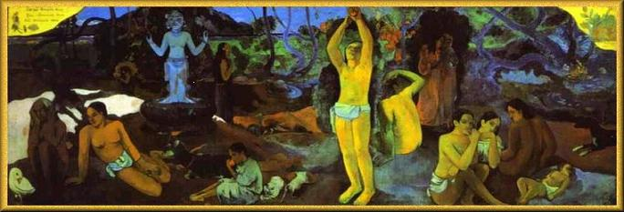Let the Light Begin. Get Into the Groove of Gauguin: