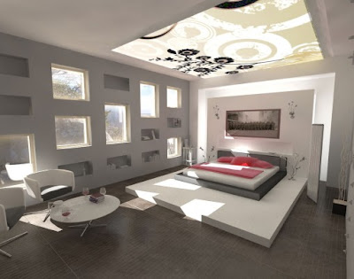Stylish Comfortable Bedroom Interior Design Ideas