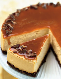 This is another recipe for Caramel Cheesecake that I came across a ...