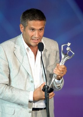 fotos premios tv y novelas 2006: