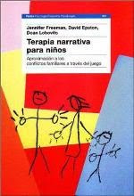 TERAPIA NARRATIVA PARA NIÑOS, J. Freeman $48.500