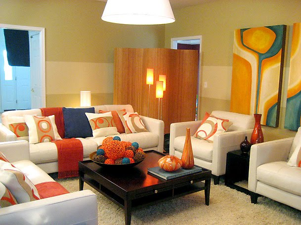 Serenity In Design Color Splash