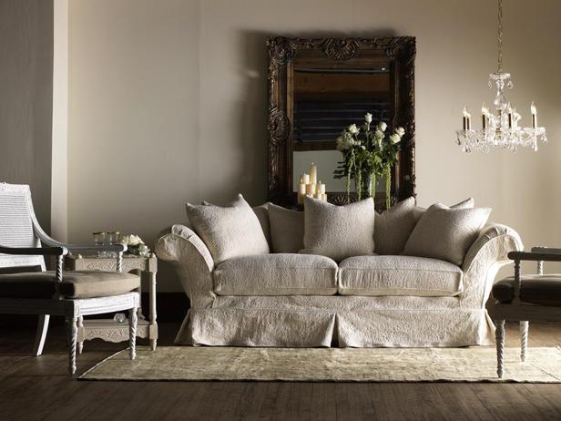 Rachel Ashwell Shabby Chic Living Room