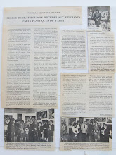 REMISE DE HUIT BOURSES D'ETUDES AUX ETUDIANTS