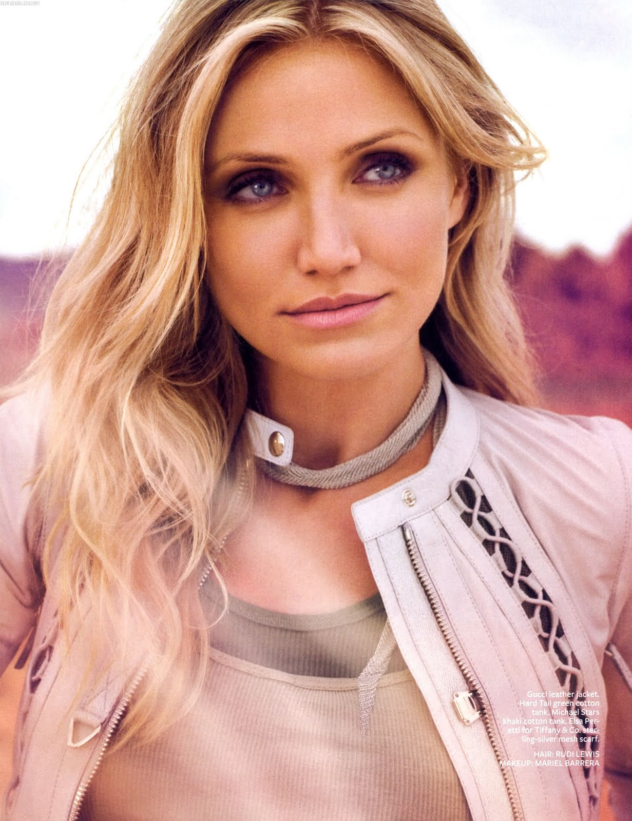 Cameron Diaz For Us Instyle July 2010 Photographed By