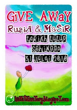 JOM JOINT GIVE AWAY RUSIA & MESIR