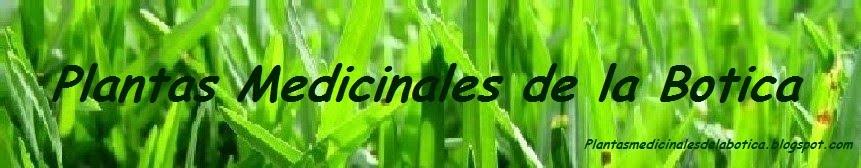 Plantas Medicinales de la Botica