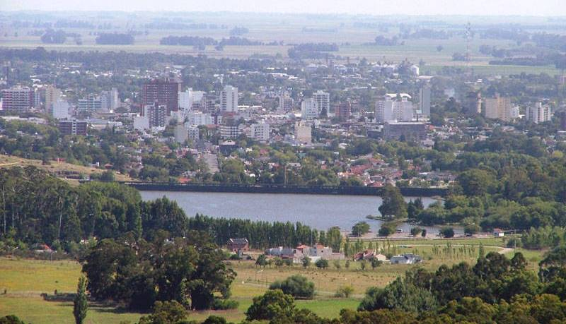 Tandil in the past, History of Tandil