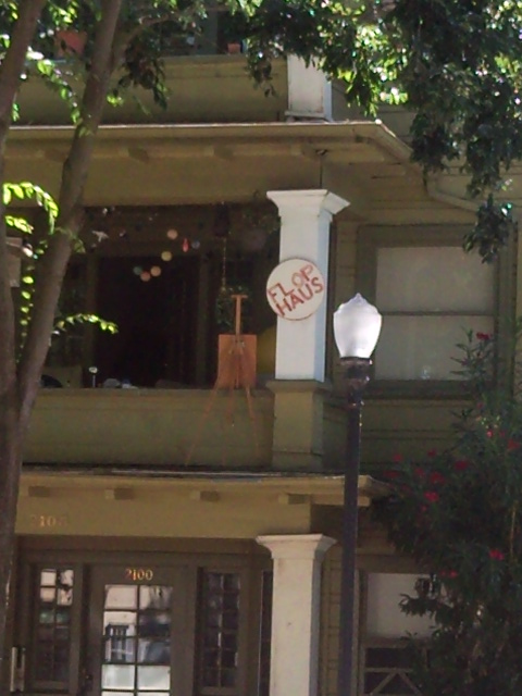 Haus Sacramento sacramentune the flop haus