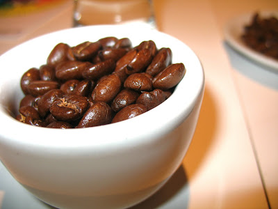 Coffee Beans at Trabant