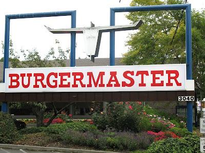 Burgermaster Sign