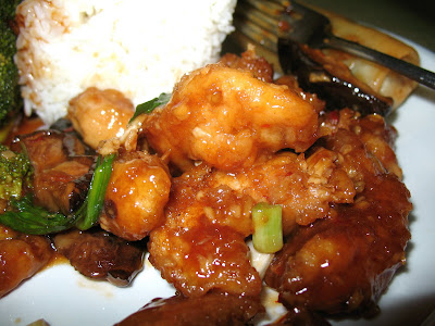 chang sa chicken from uptown china