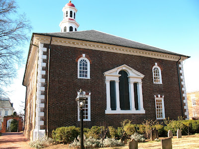 Christ Church, alexandria, va