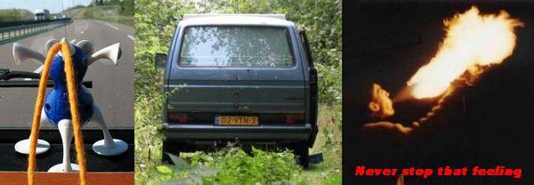 Hauke mein VW T3 Multivan - Never stop that feeling
