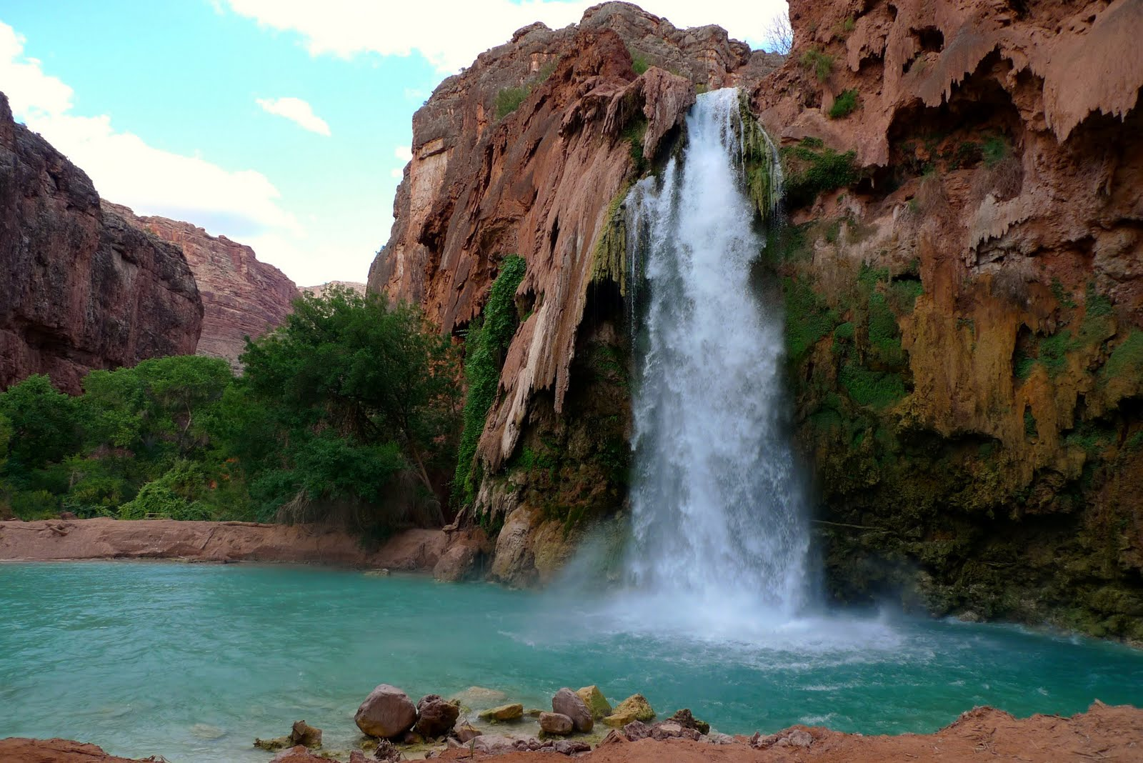 helicopter tour to grand canyon with Havasu Falls Arizona on Grand Celebration Skywalk And Boat as well Dygcairmon also Love Cirque Du Soleil additionally Michael Jackson One Cirque Du Soleil likewise Bighornwildwesttours.