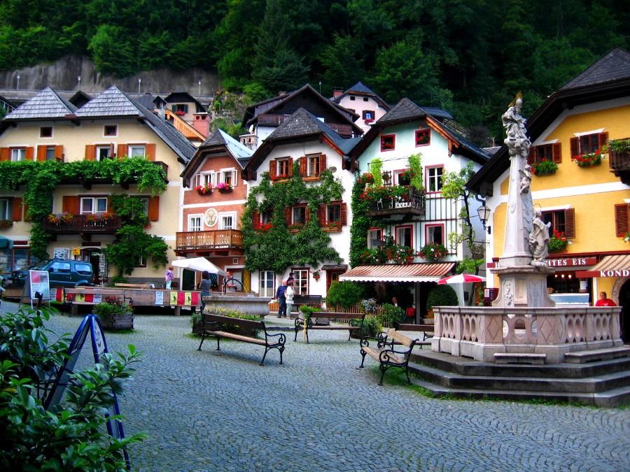 DESTINATION TOUR: Hallstatt - Austria