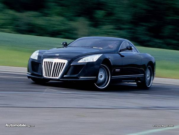 maybach exelero interior. Black Bedroom Furniture Sets. Home Design Ideas
