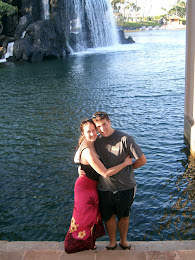 Us In Hawaii, Where We Got Engaged