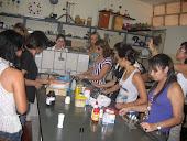 Encontro com professores em Ceres - Goiás