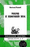 Principios de la reconstrucción social (1916)