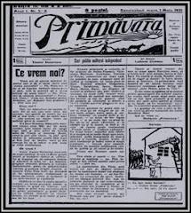 Primul ziar sanmiclausean