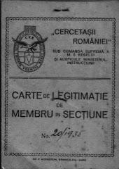 Cercetasii Romaniei de la Sannicolau Mare