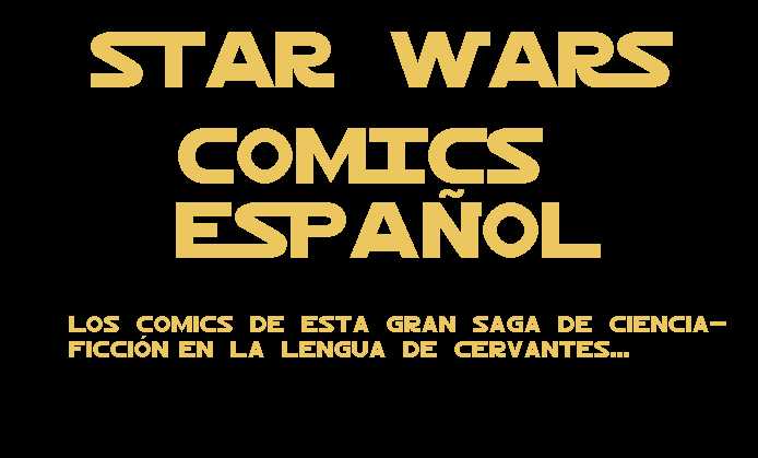 Star Wars Comics Español