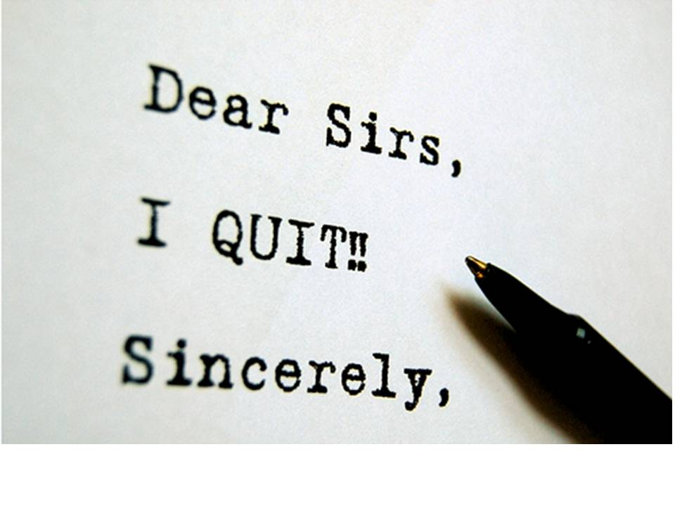 Creative Ways To Quit A Job