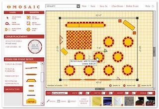 wedding layout generator