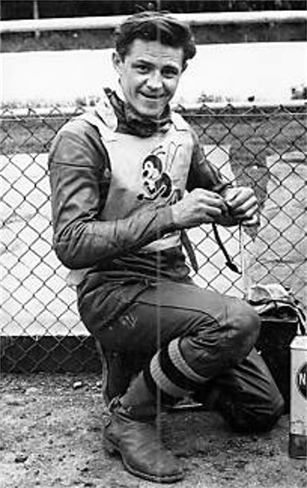 Nigel Boocock Speedway On Disc Nigel Boocock Coventry Bee