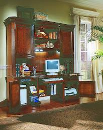 Hooker Wall Desk $1,480