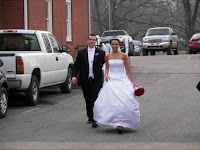 Our wedding - February 16, 2008