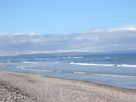 FINDHORN BEACH 2010