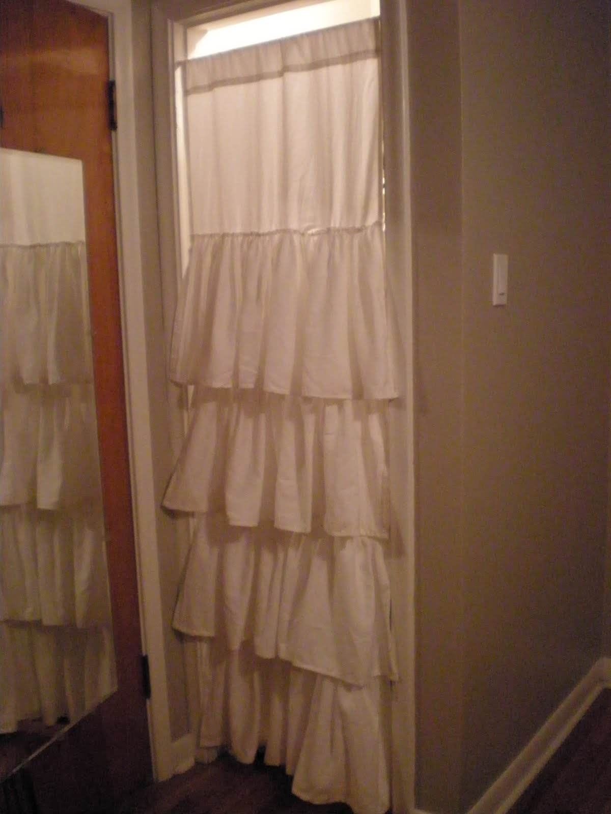 Dream Home: Closet door