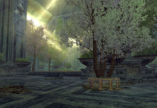 LOTRO Greenhouse at Thorin's Hall