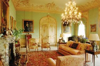 Downton Abbey saison 1 Drawing+room