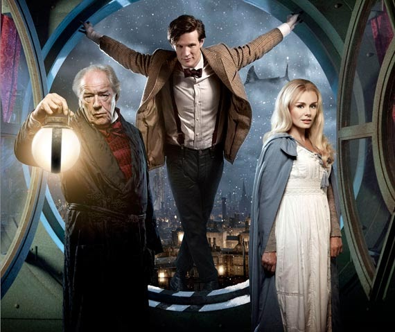 Enchanted Serenity of Period Films: Doctor Who Christmas Special 2010