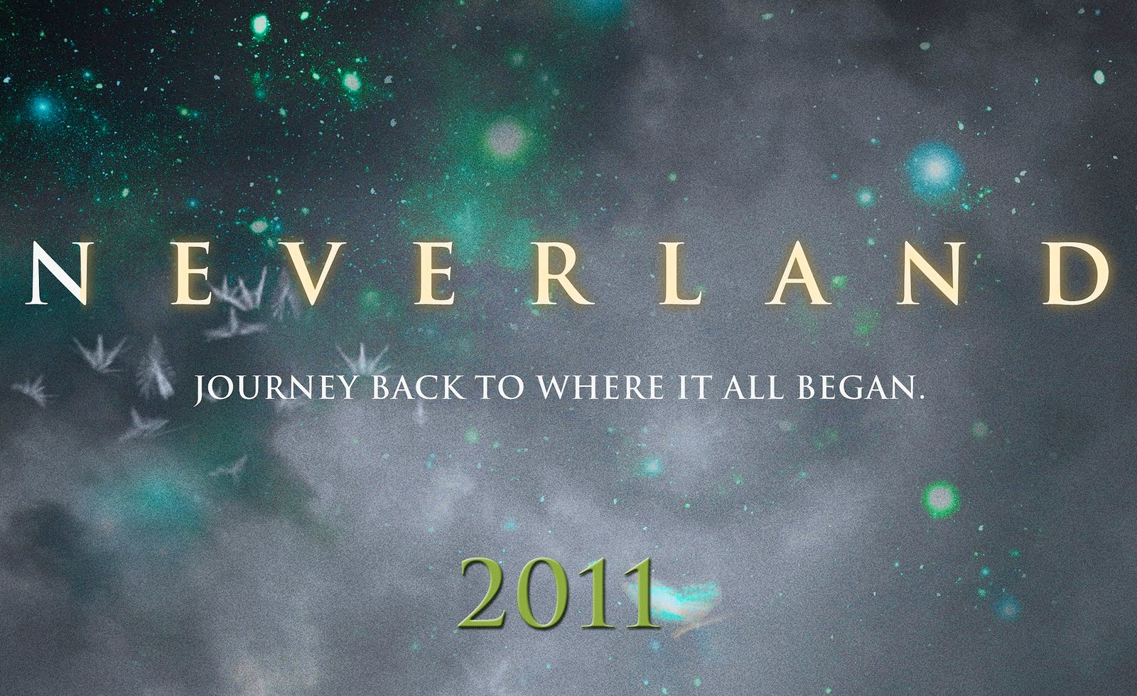Peter pan neverland