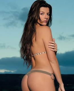Carolina Cruz Modelo Profesional