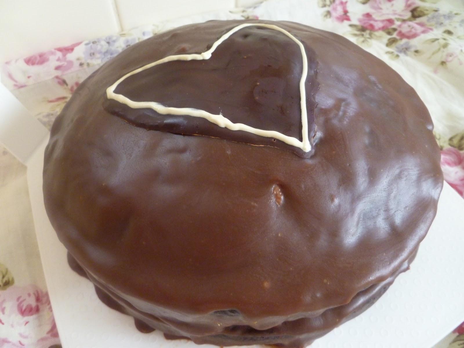 Cake Bible Chocolate Fudge Cake Recipe