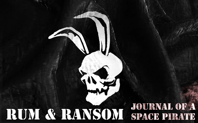 Rum and Ransom: Journals of a Space Pirate