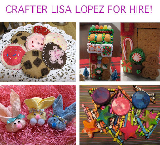 crafter for hire, green crafts, hire a crafter, crafter
