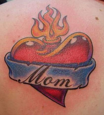 Click to see this impressive Tattooed Mom Myspace Layout