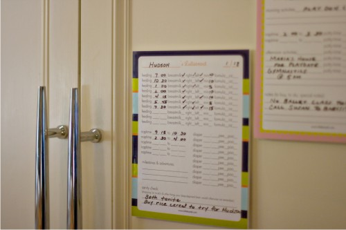 lullaboard, nursery organization