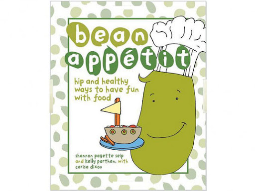 bean appetit, kids cookbook kid-friendly cookbook, cookbook for toddlers, bean appetit cookbook