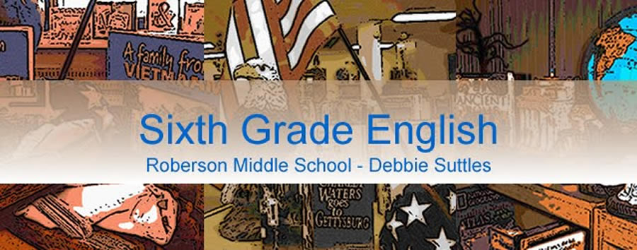 Sixth Grade English