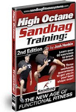 High Octane Sandbag DVD