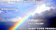 Info on Galactic Codes in Lake Titicaca Portal