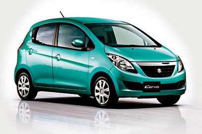 Maruti Cervo India price