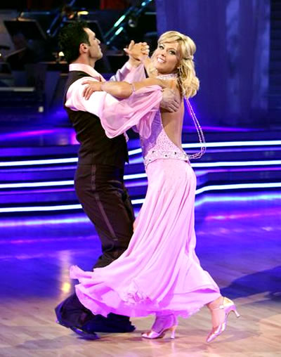 Kate Gosselin Dancing with the Stars Photos